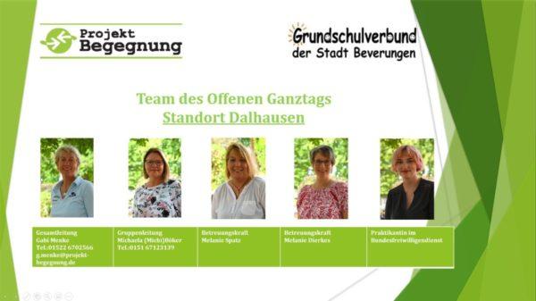 20201105 Team Offener Ganztag Standort Dalhausen